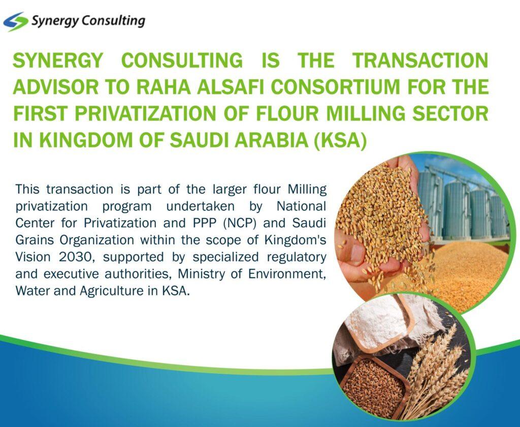 Synergy KSA notice
