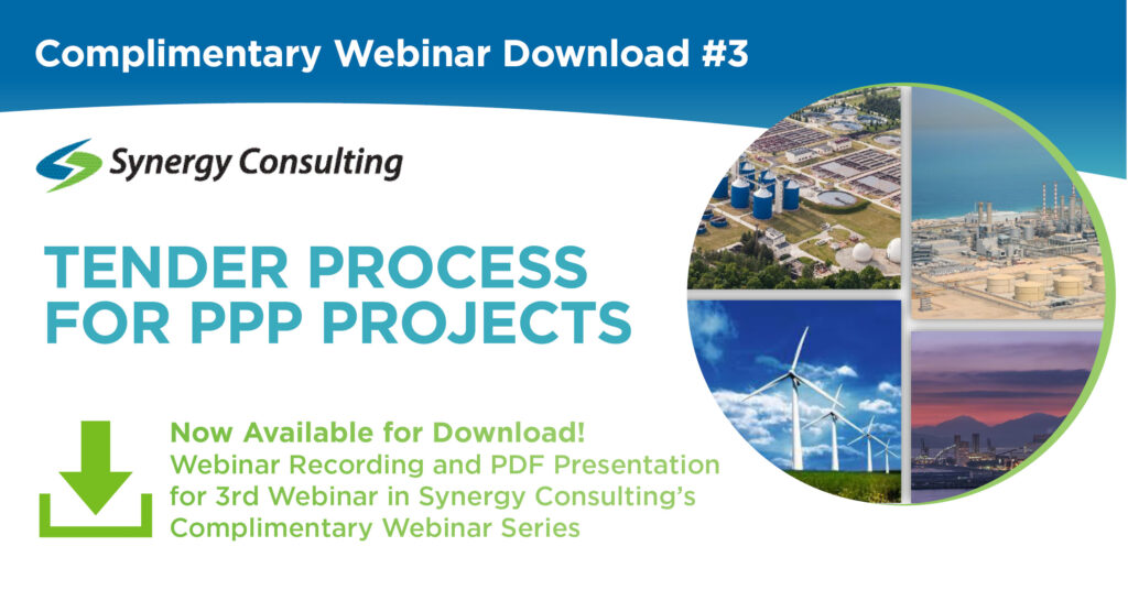 Webinar Download - PPP Tender Process