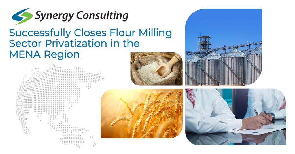 flour milling sector privatization announcement graphic